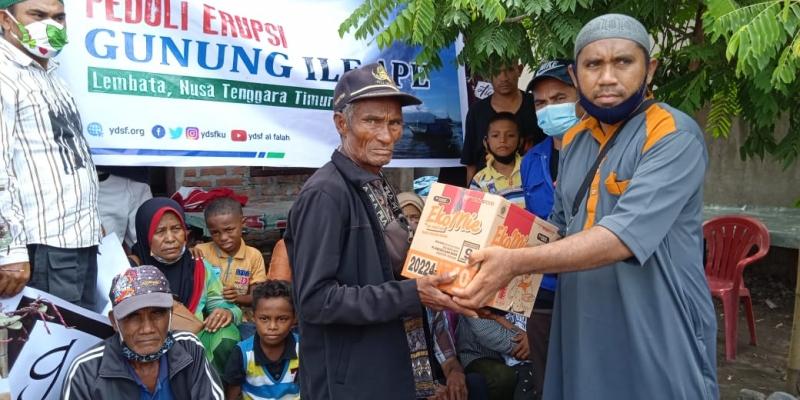 Peduli Bersama Erupsi Gunung Berapi di Indonesia | YDSF