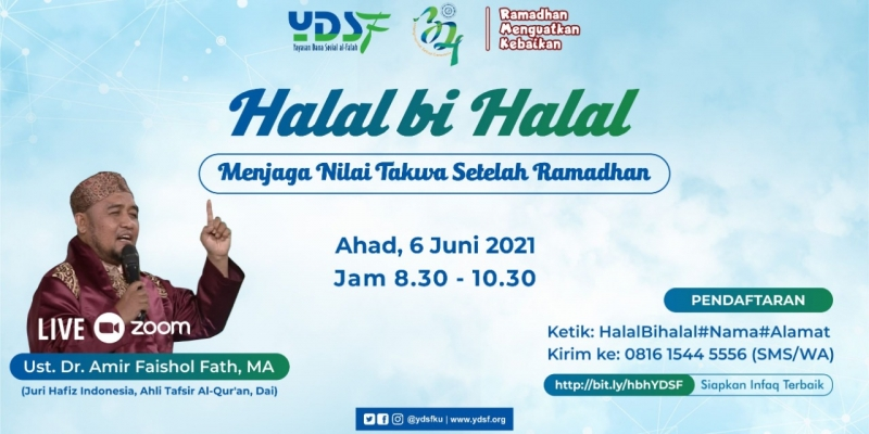 Halal Bi Halal YDSF